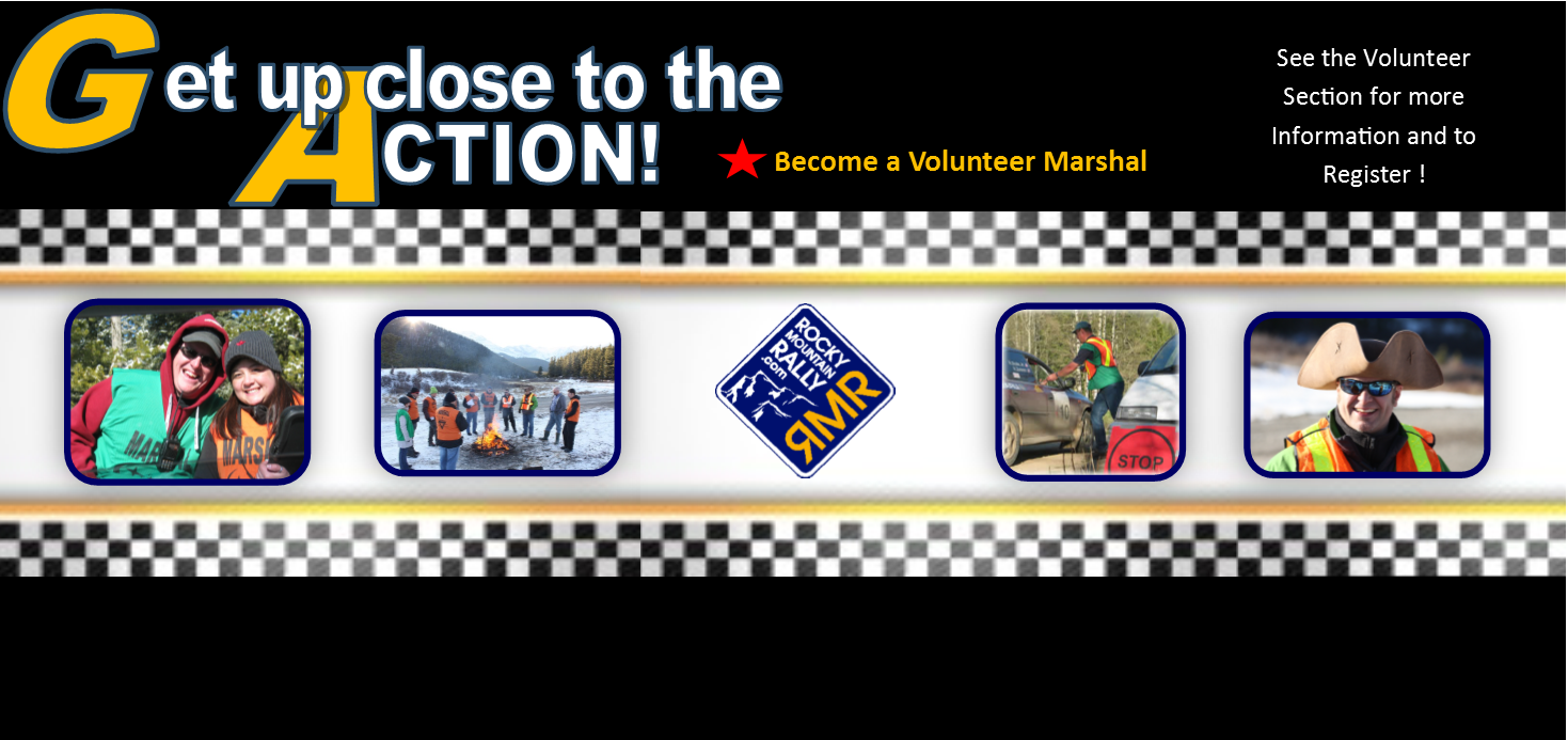 Register to be part of a friendly rally community - Click here!